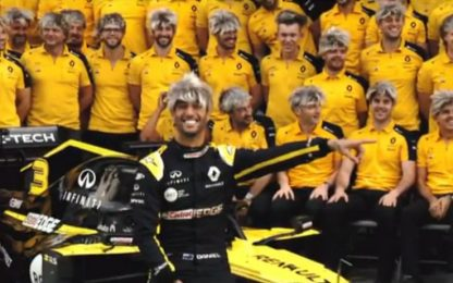 """Le """"follie"""" di Ricciardo: podio anche a Portimao?"""