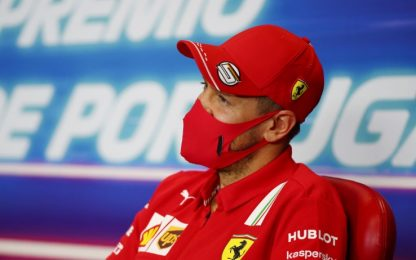 "Vettel: ""Tanto simulatore per capire le curve"""