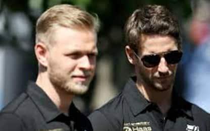 Rivoluzione Haas: addio a Grosjean e Magnussen