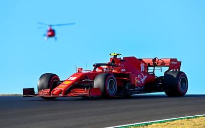 La Ferrari sorride a Portimao: direzione è giusta