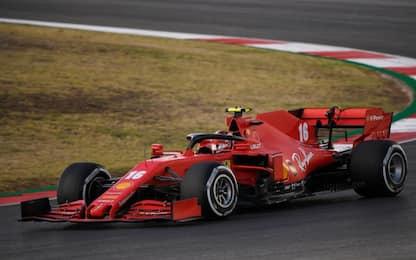Libere 1 a Bottas, buona Ferrari: Leclerc 4°