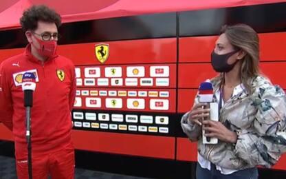 """Binotto: """"Vettel-Lecerc, vetture identiche"""""""