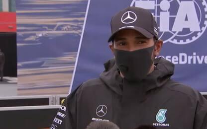 """Lewis: """"Non pensavo di arrivare a questo livello"""""""