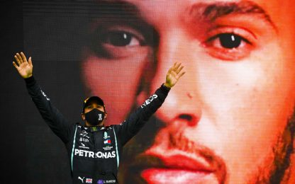 Hamilton serial winner, riscritta la storia in F1