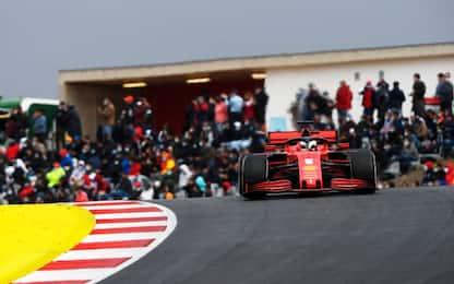 Vettel, SF1000 complicata? C'è un motivo