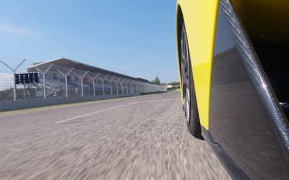 La F1 torna a Imola: ecco come si guida qui. VIDEO