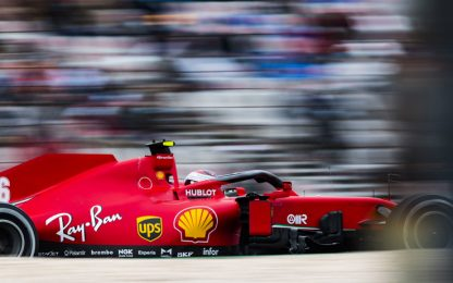 Ferrari verso Imola, tra novità e certezze