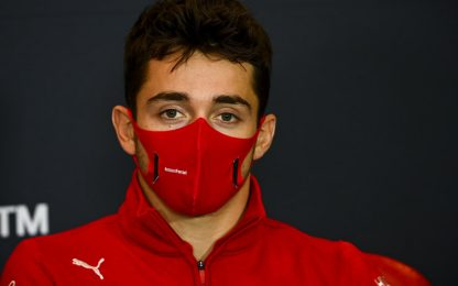"Leclerc: ""Adoro Imola, non hai margine d'errore"""