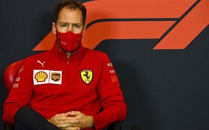 """Vettel: """"Non riesco a estrarre potenziale Ferrari"""""""