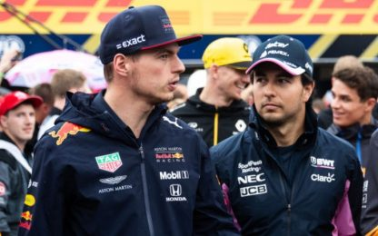 Red Bull, Perez al posto di Albon?