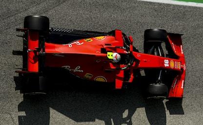 Ferrari in difficoltà con le anteriori: l'analisi