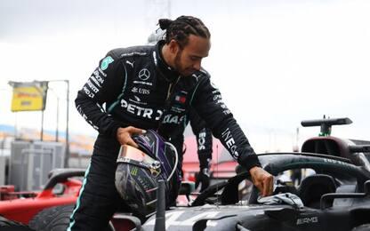 Hamilton leggenda, ma un futuro ancora da decidere
