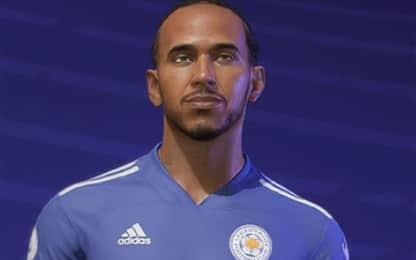 Mondiale e non solo: Hamilton sbarca su FIFA 21