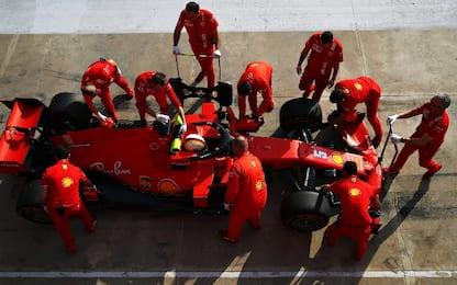 Ferrari, obiettivo 3° posto classifica costruttori