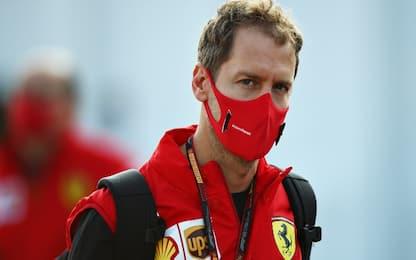 """Vettel: """"Obiettivo chiudere bene il campionato"""""""
