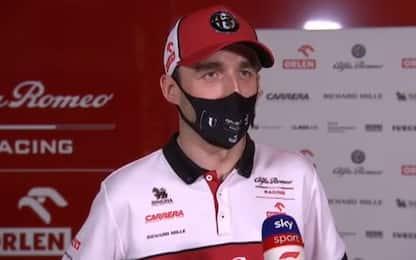 """Kubica: """"Test ridotti? Si perde il DNA della F1"""""""