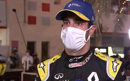 """Ricciardo: """"Mancanza di rispetto per Grosjean"""""""