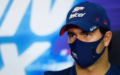 """Perez: """"Nel 2021 o Red Bull o anno sabbatico"""""""