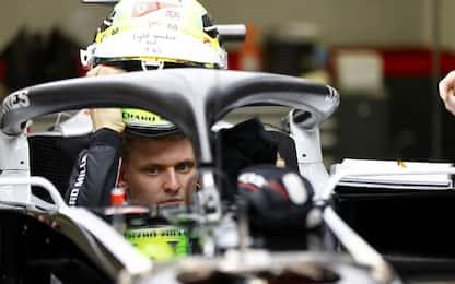 Mick in F1: la parola d'ordine è pazienza