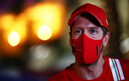 "Vettel: ""Mick Schumacher? Pronto ad aiutarlo"""