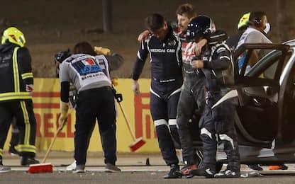Grosjean, la FIA apre indagine: esito entro 2 mesi