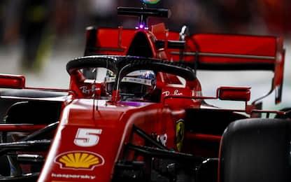 Un venerdì non giudicabile per la Ferrari: analisi
