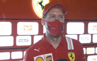"""Vettel: """"Le qualifiche? Saranno un casino"""""""