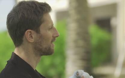 """Grosjean: """"Nelle fiamme dato un nome alla morte"""""""