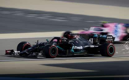 Mercedes, subito Russell: sue le libere. Vettel 8°