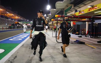 """Chinchero: """"Russell, sarà Mercedes nel 2022"""""""