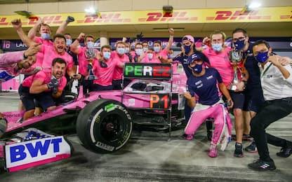 Record Perez, la più lunga attesa per una vittoria
