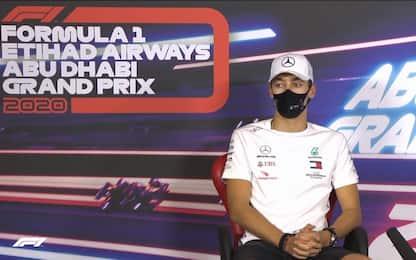 """Russell: """"Come se dovessi correre con Mercedes"""""""