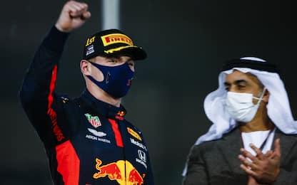 """Verstappen: """"Mi sono goduto gara e vittoria"""""""