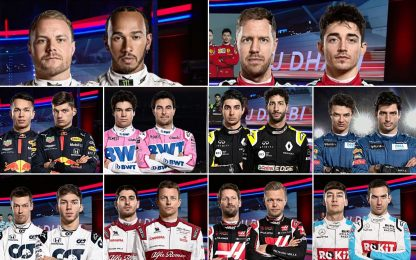 Mondiale 2020, le pagelle di Sky Sport F1