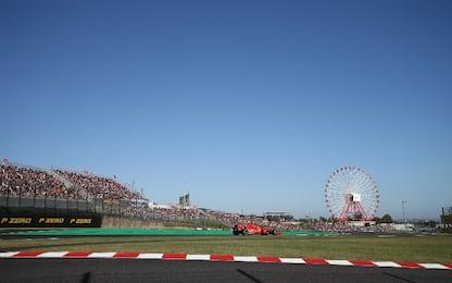 La Formula 1 conferma Suzuka: GP fino al 2024