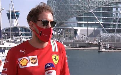 """Vettel: """"Leclerc avrà un grande futuro"""""""