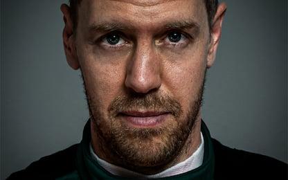 """Vettel: """"Voglio rendere l'Aston un team vincente"""""""