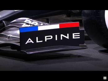 Alpine, dalle 16 presentazione in LIVE STREAMING
