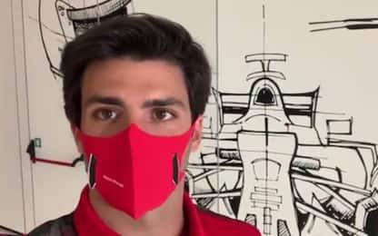 """Sainz già al simulatore: """"Lavoriamo duro"""". VIDEO"""