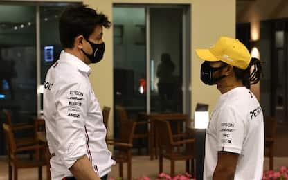 Hamilton-Mercedes, rinnovo o rottura? Il punto
