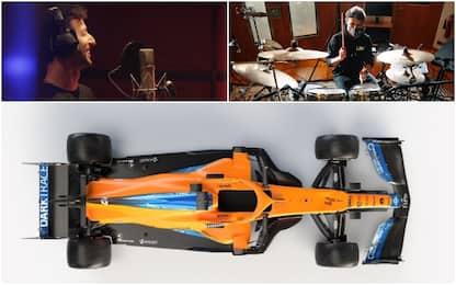 Nuova McLaren, show musicale per svelarla. FOTO