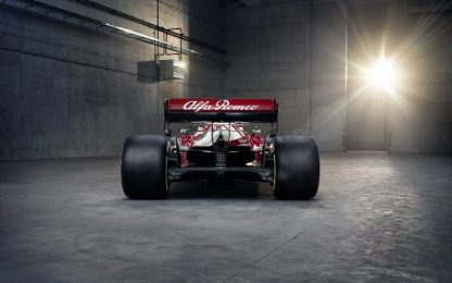 Alfa Romeo, la scheda tecnica della C41