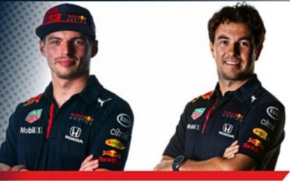 Verstappen-Perez, le carriere dei piloti Red Bull
