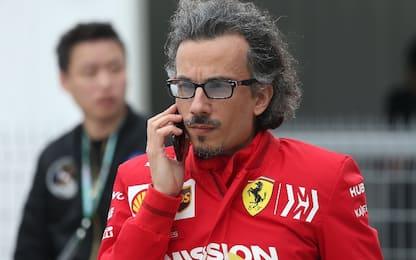 Nuovo organigramma Ferrari: Mekies Racing Director
