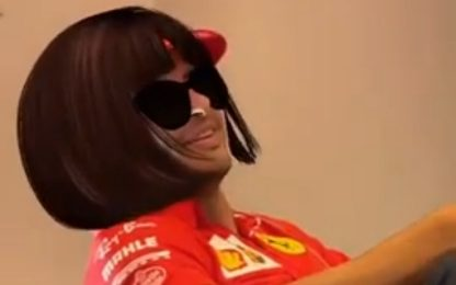 Risate Leclerc-Sainz, così fanno squadra. VIDEO