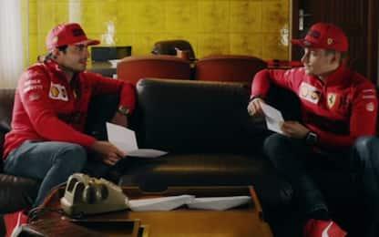 Ferrari, presentato il team. Alle 17 i piloti LIVE