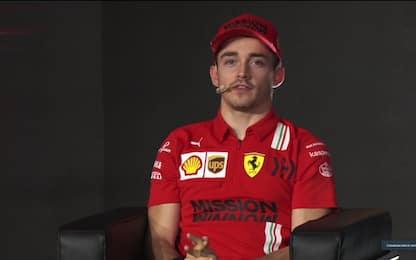 """Leclerc: """"Speriamo di aver smesso di soffrire"""""""