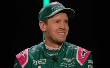 """Vettel non si nasconde: """"Sono qui per vincere"""""""