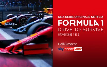 """Drive to Survive"", la serie tv arriva su Sky"