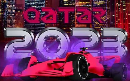 Mondiale 2021, il 21 novembre la F1 in Qatar